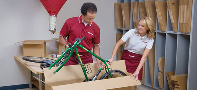 Bicycle Shipping Gretna